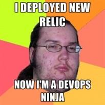 Now I'm a DevOps Ninja